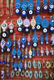 Turkish Evil Eye Trinkets Royalty Free Stock Photos