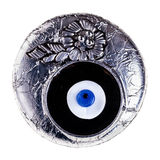 Turkish eye royalty free stock photo