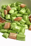 Turkish famous candy Akide Stock Photos