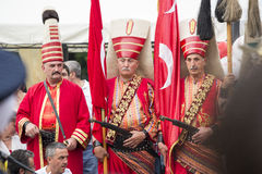Turkish Festival Stock Image