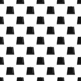 Turkish fez pattern vector. Turkish fez pattern seamless in simple style vector illustration Stock Photo