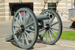 Turkish First World War Gun Royalty Free Stock Photography