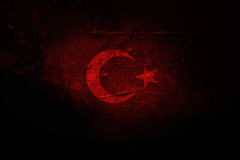 Turkish Flag, Turkey, Flag Design Royalty Free Stock Image