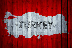 Turkish Flag, Turkey, Flag Design. Turkey Flag, Flag design and presentation study stock images