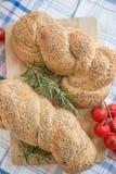 Turkish flat bread Stock Photo