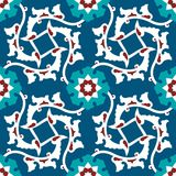 Turkish floral Pattern Stock Photography