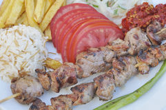 Turkish food Royalty Free Stock Photography