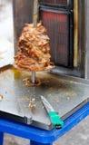 Turkish food doner kebab Stock Photo
