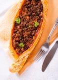 Turkish food Royalty Free Stock Photo
