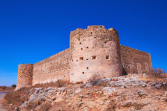 Turkish fortress Stock Photo