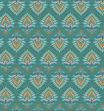 Turkish garnetl pattern Royalty Free Stock Photos