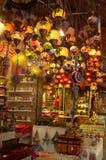 Turkish gift shop Stock Image