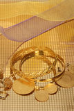 Turkish gold Royalty Free Stock Image