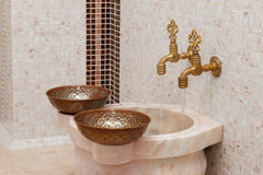 Turkish Hamam Stock Photo