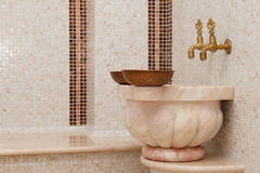 Turkish Hamam Royalty Free Stock Photo