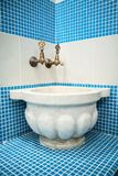 Turkish hamam with ceramic tile Stock Photos