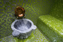 Turkish Hammam. Spa salon hotel Stock Images