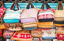 Turkish handbags Stock Photography