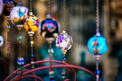 Turkish handmade home ornaments Stock Images