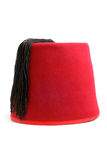 Turkish hat (fez) Stock Images