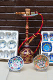 Turkish hookah Stock Images