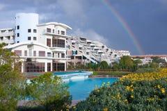 Turkish Hotel Royalty Free Stock Image