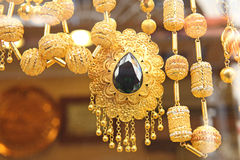 Turkish jewelry Store Stock Photos