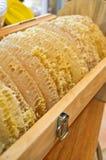 Turkish karakovan honey. Organic and natural stock photos
