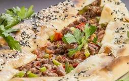 turkish kebab еды doner традиционный Стоковые Фотографии RF