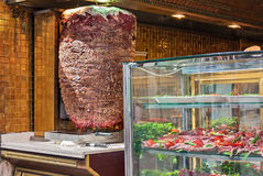 Turkish kebab,Istanbul Stock Photos