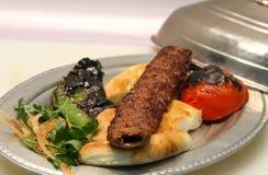 Turkish Kebab Royalty Free Stock Image