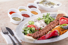 Turkish Kebab Stock Photos