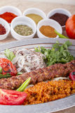 Turkish Kebab Stock Photography