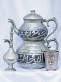Turkish kettle Stock Photos