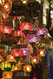Turkish Lamps Stock Image