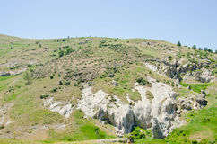 Turkish landscape Royalty Free Stock Photography
