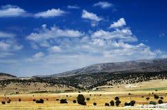 Turkish Landscape Stock Photo