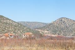 Turkish Landscape Stock Image