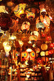 Turkish Lanterns Royalty Free Stock Photos