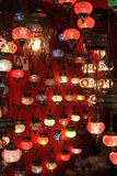 Turkish lanterns Stock Image