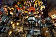 Turkish lanterns. Royalty Free Stock Image