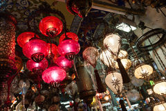 Turkish lanterns. Stock Images