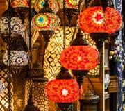 Turkish lanterns.  Royalty Free Stock Photo