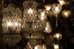 Turkish lanterns Stock Photos