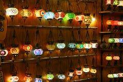 Turkish Lanterns Royalty Free Stock Photos