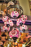 Turkish lanterns Royalty Free Stock Photography