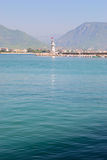 Turkish lighthouse Royalty Free Stock Photos