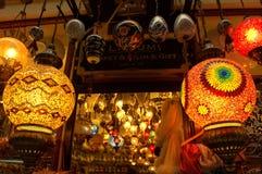 Turkish lights Royalty Free Stock Photos