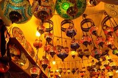 Turkish lights Stock Photo