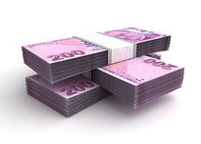 Turkish Lira Royalty Free Stock Photos